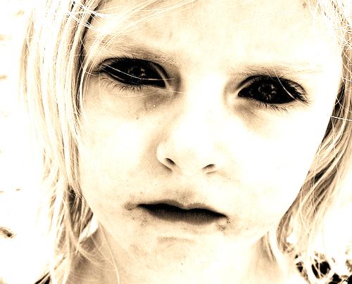 Demon child 8