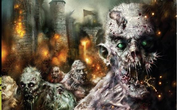 Medieval Zombie 2