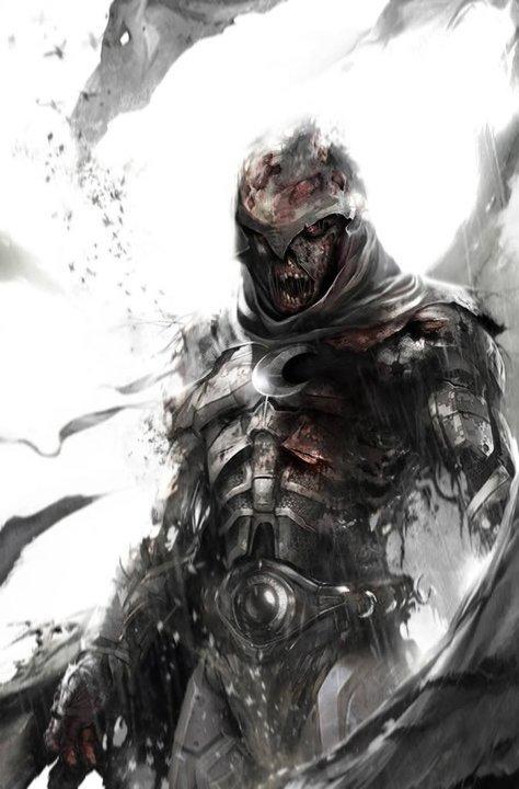 Zombie Knight 6