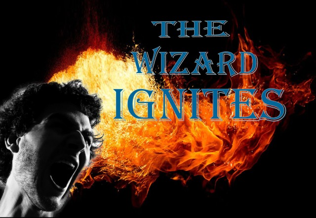 THE WIZARD IGNITES LOGO 2
