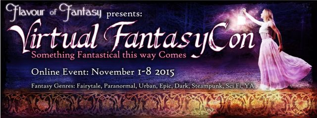 VIRTUAL FANTASY CON BANNER